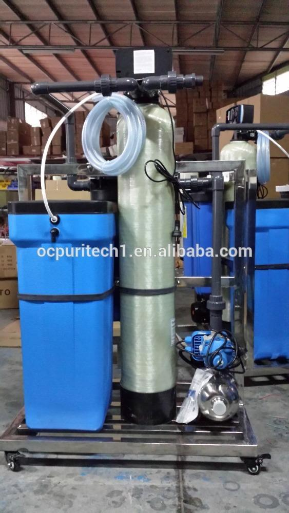 AUTO wholesale water softener for RO water treatment plant