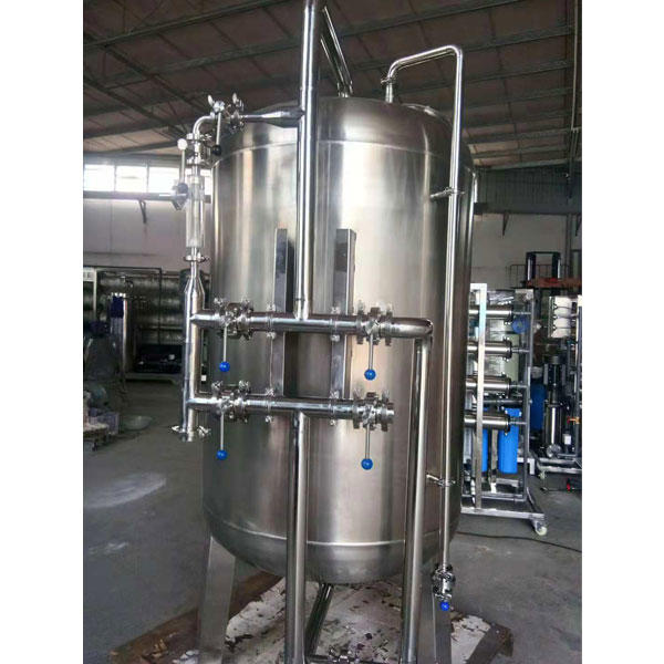 stainless steel water softner system 18TLPH