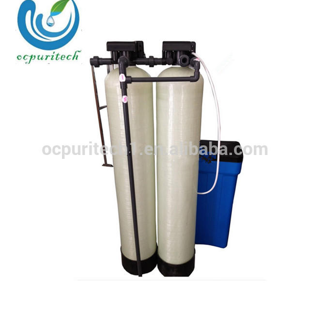 1000LPH Portable Home Use Small Hardness Pentair FRP Tank electronic Water Softener