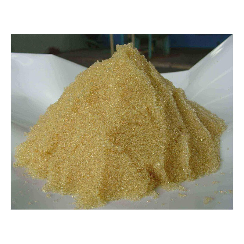 Manufacturer Water Softenning Cation Resin