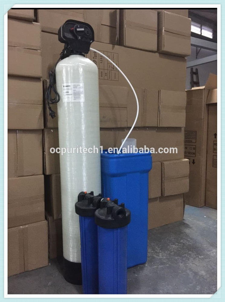 whole house treatment softentank machine plantSoftening Equipment industrial water softener