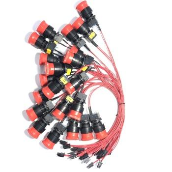 Industrial automation medical electronics wire harness assembly