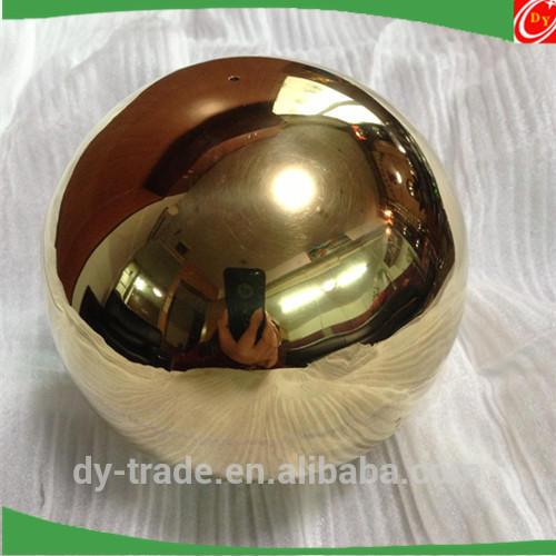 Diameter 10mm copper ball/sphere ,hollow copper ball,