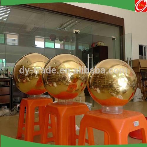 250mm brass sphere for decoration,brass sphere with hole ,hollow brass ball
