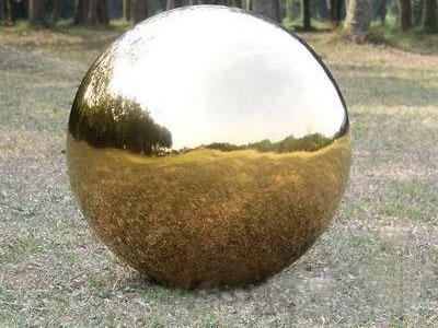 Brass BED BALL FOR IRON BED