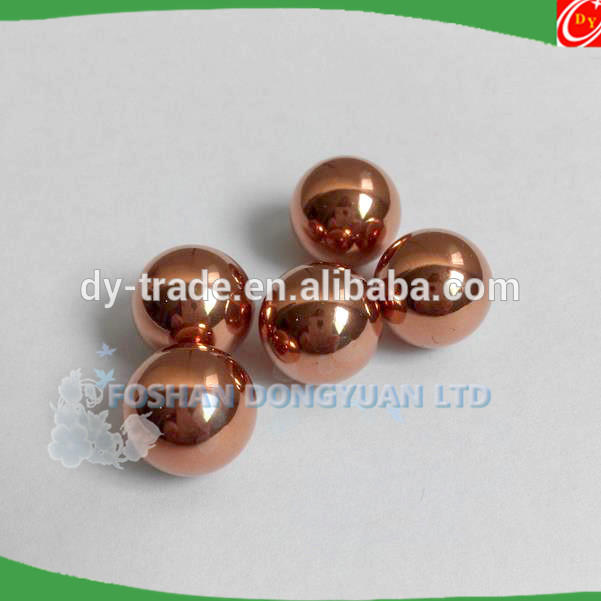 Pure Copper Ball Polished
