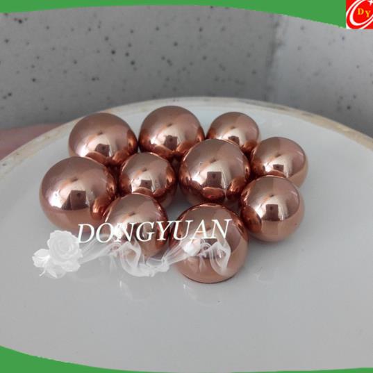 Conductive Pure Copper Hollow Ball