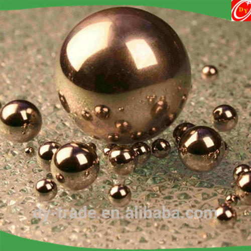 Polished Hollow Copper Spheres