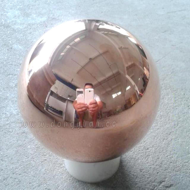 Factory Cost & Free Sample Purity Copper Ball, Solid Brass Ball, Hollow Copper Ball
