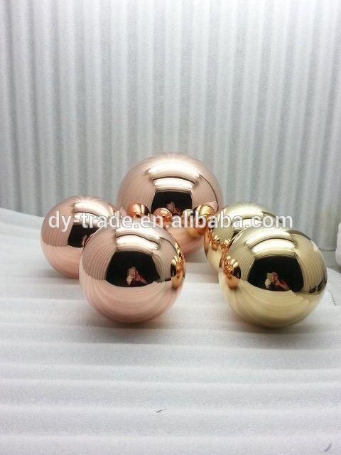 6MM-30MM Hollow Copper Balls forchristmas Decoration, Jewellery,Cloth