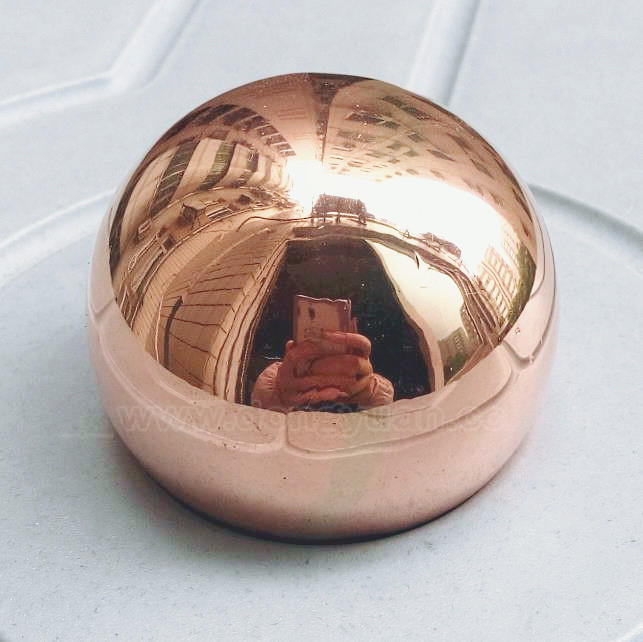 Hollow Copper Ball 6mm 8mm 10mm 44mm 20mm 150mm