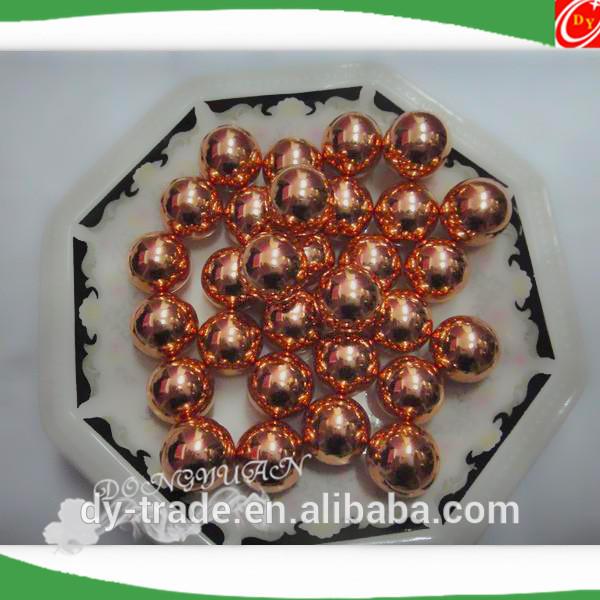 hollow copper sphere