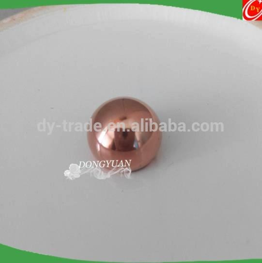 6mm/8mm/10mm/12mm pure copper hollow sphere ,copper/brass ball