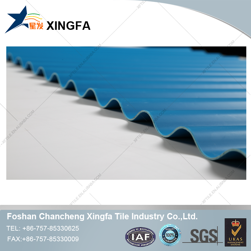 Competitive Price PVC Plastic Insulated Sheet For Nipa Hut