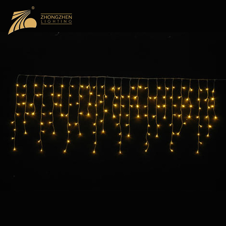 High Quality Safety IP65 Christmas Party Decoration 10W Icicle LED Outdoor Lighting