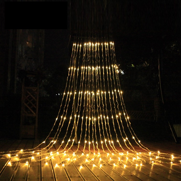 Environmental Protection Connectable Style Waterproof IP44 Decoration Wedding Party Holiday LED Light
