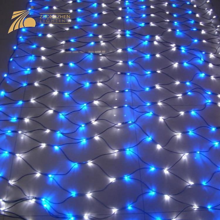Energy Saving Outdoor IP44 Waterproof Landscape Decoration LED String Light Net