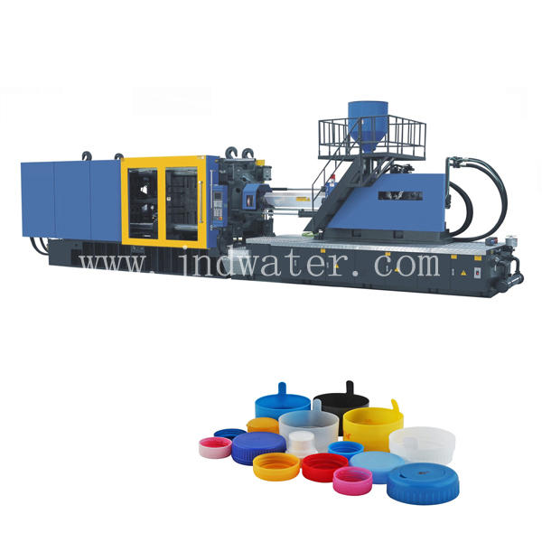 Automatic CE standard Plastic Cap Making Machine