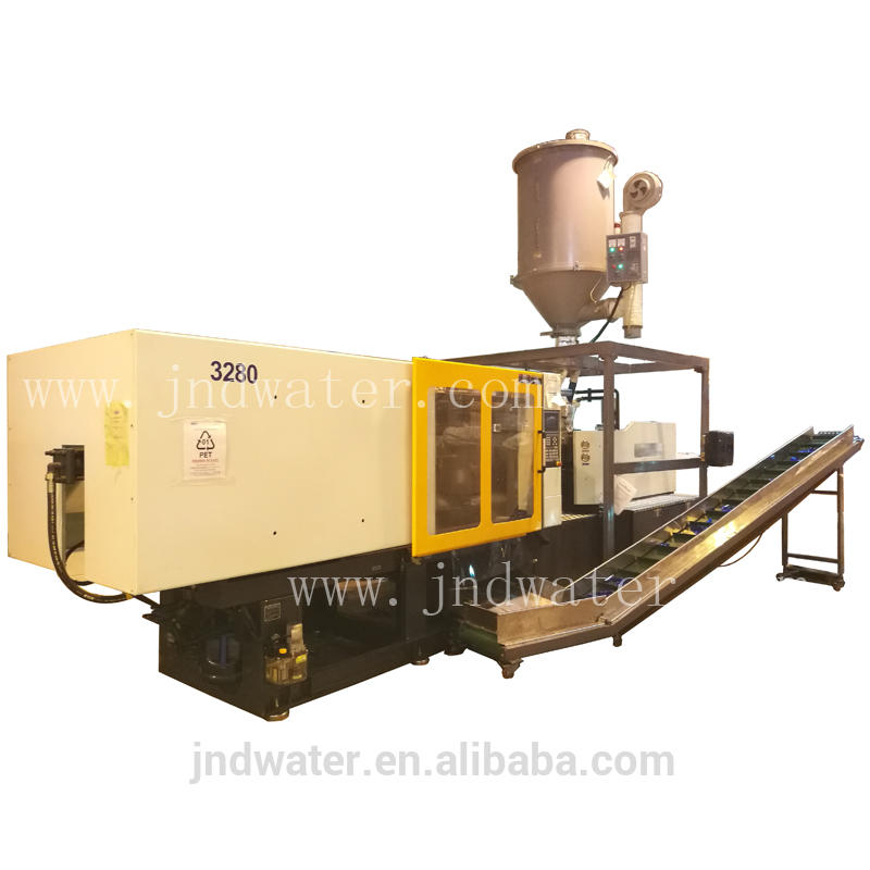 CE standard Automatic plastic injection molding machine for preform and cap