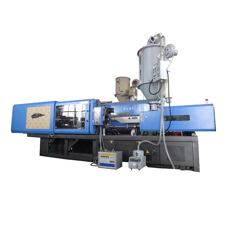CE standard Full-auto Thermoplastic Injection Molding Machine