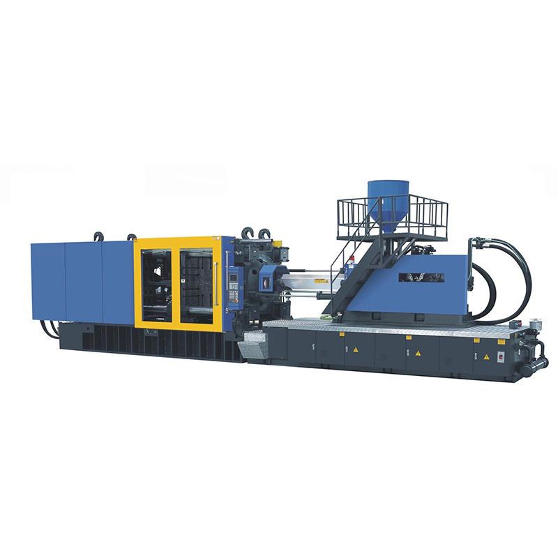 Pump motor pet preform / plastic cap injection molding machine