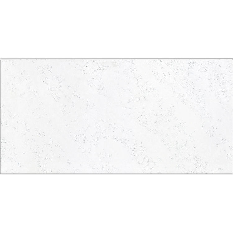 Artificial Quartz Carrara White Marble Faux Stone Slab