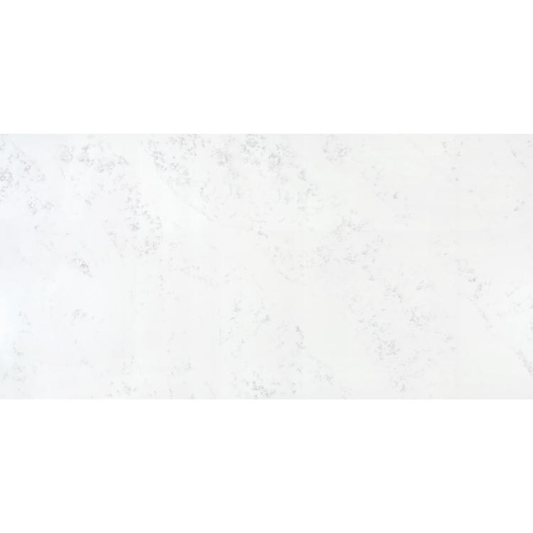 Sample surface statuary white quartz slabs