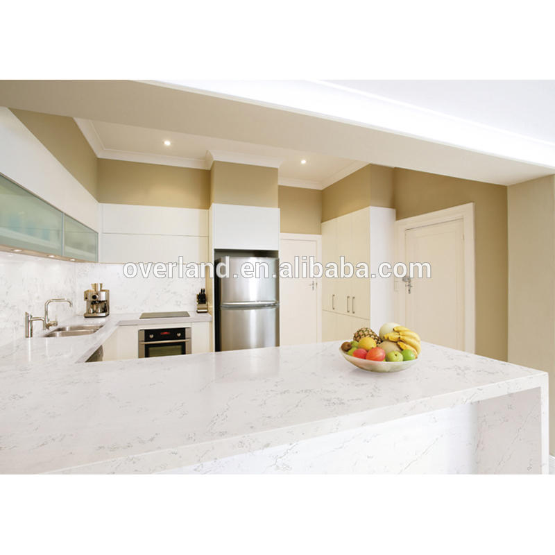 Epoxy resin kitchen countertop