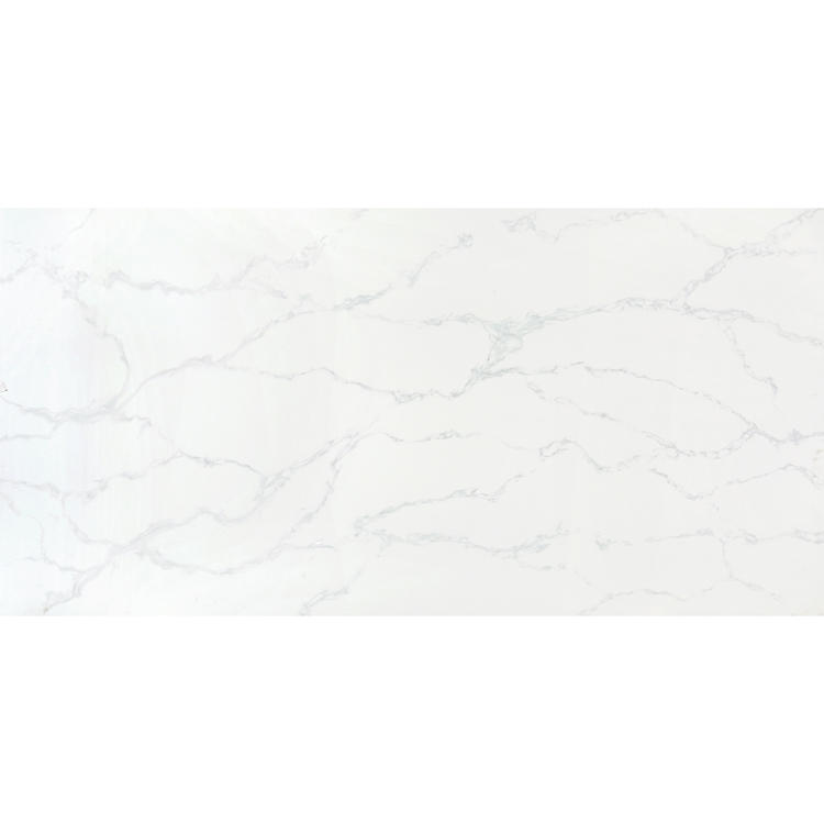 Crystal White quartz stone