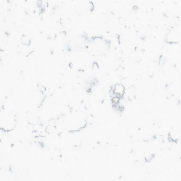 NSE-Carrara White Marble Quartz Countertops Slabs Vanity top Bathroom Kitchen Stone Wall Panel for sculpting Artificial Stone
