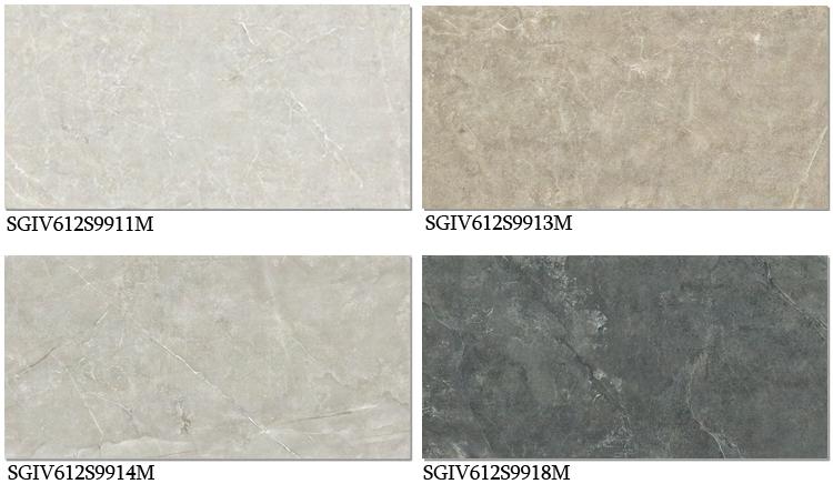 Quanta Grey Dark Cement Stone Ceramic Tile Flooring Slate Stone Concert Glazed Polished Soft Lapato Porcelain 120x60 Tiles