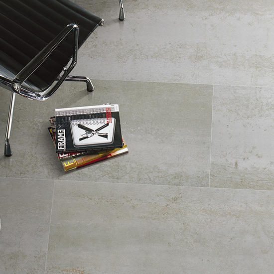 Punk Metallic Porcelain Tiles House Glazed Matte Carreaus Ceramic Floor and wall Tile Big Size Concert Cement Metal Tiles