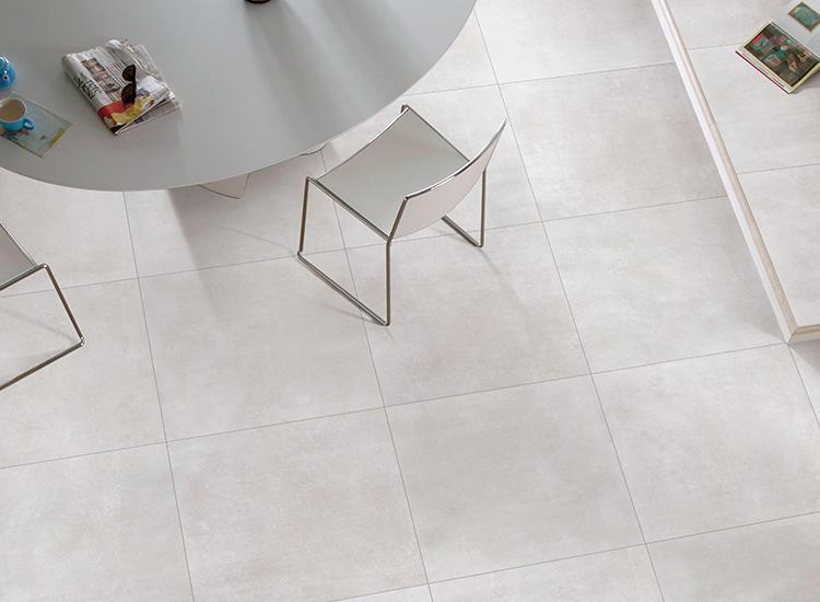 Trust Ceramics Floor tiles prices in Gahana Glazed Matte Concrete Porclain Floor tile