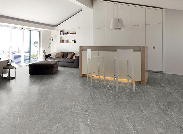 Havana Glazed Marble Italian Ceramic Floor Polished and Matte Bathroom Porcelain tiles