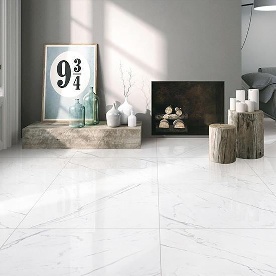 Goya White Marble Ceramics tile and Marbles Floors tiles prices in Sri Lanka Foshan Marble Kitchen wholesales Porcelain Tiles