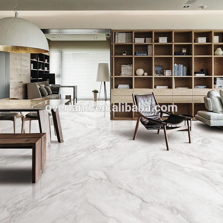 Onyx White Marble Glazed Ceramics Kitchen wall Tiles Bathroom Foshan Matte Polished discontinued Porcelain floor tiles