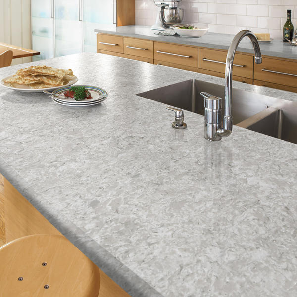 LE- Granite Quartz Stone Countertops Polished Jumbo Artificial Stone Vanity Top Solid Surface Faux Brick Panels Engineered Stone