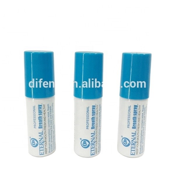 2020 China high quality 15ml mouth breath spray mint
