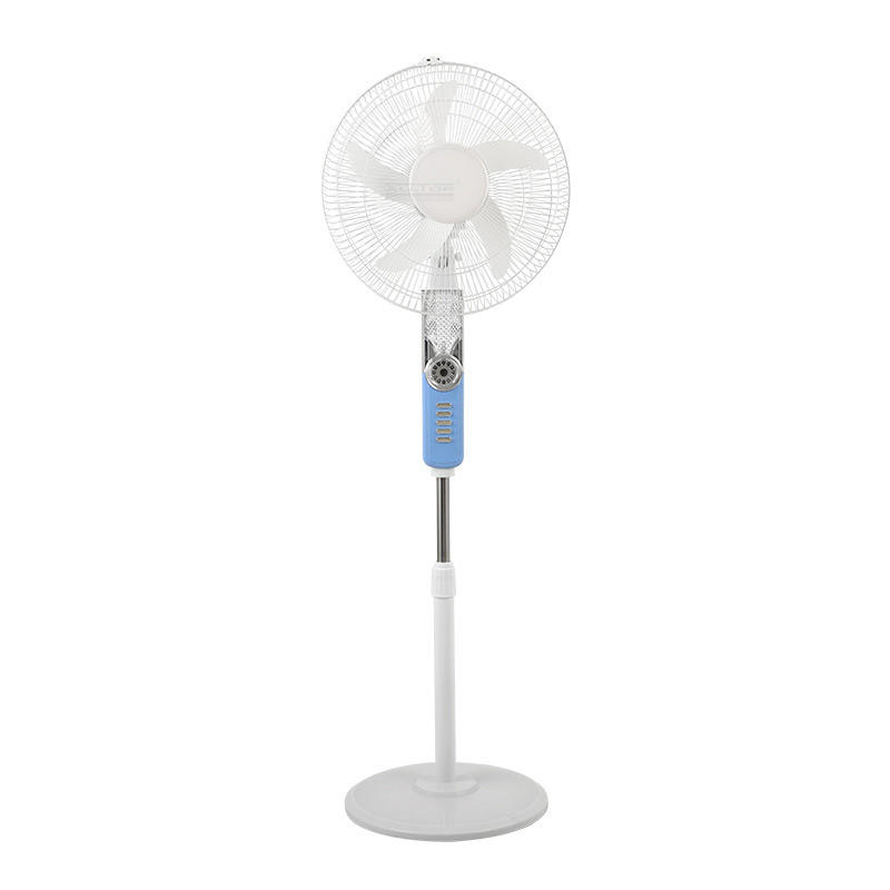 ALLTOP High quality Air circulation mute floor fans 16inch solar electric fan