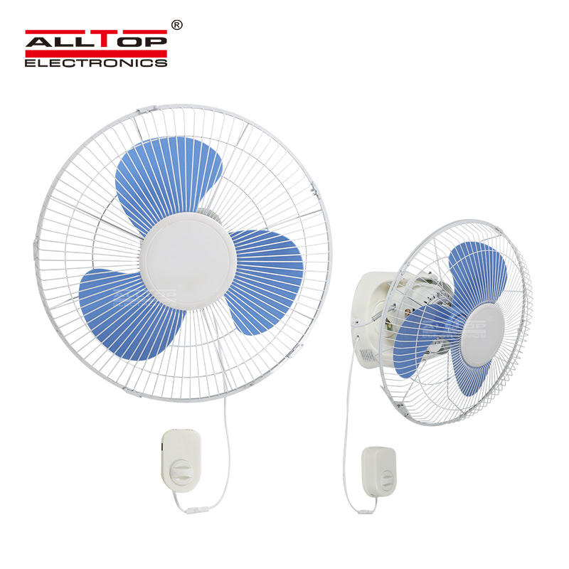 ALLTOP 16 Inch China manufacture factory home ventilation home mounted wall fans