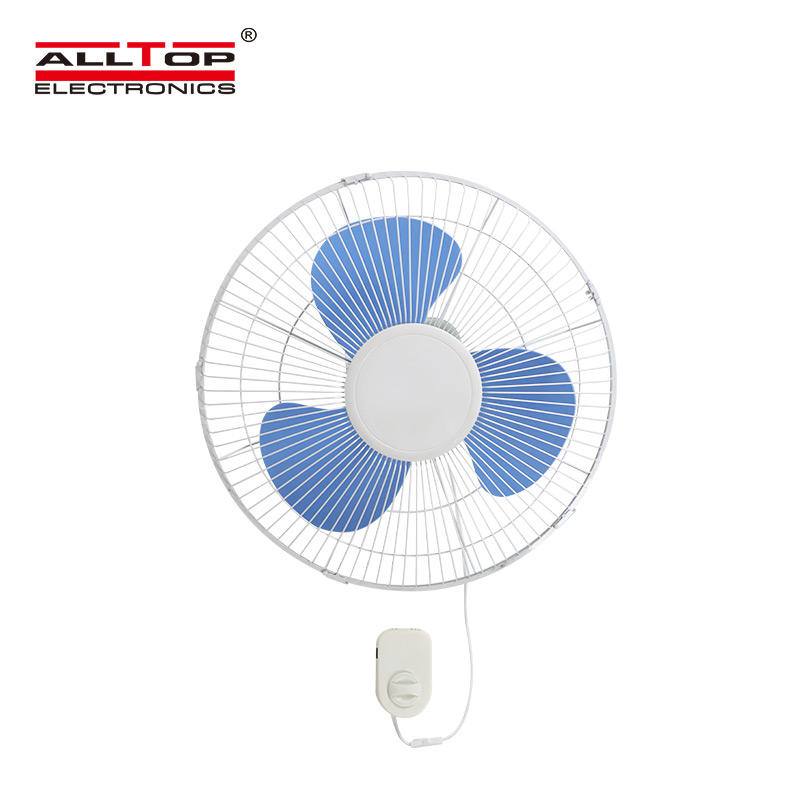 ALLTOP 16 Inch electric home ventilateur parts price mounted wall fan