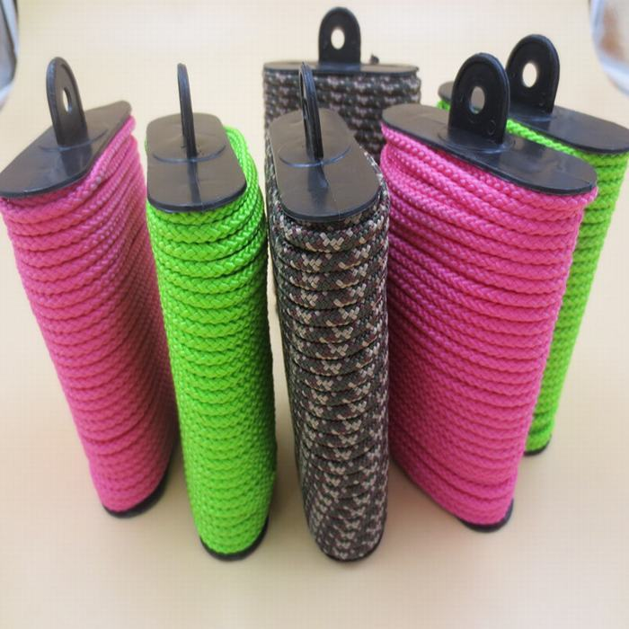 pp diamond braided packing rope