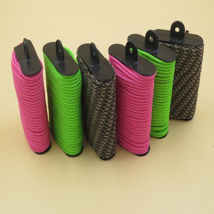 polypropylene braided rope for packing rope