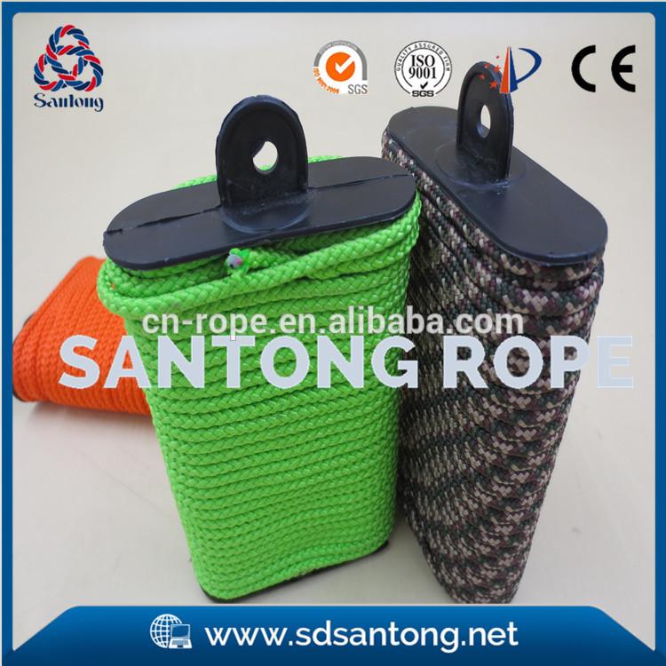 3mm 4mm 5mm 6mm knitting used polypropylene braided rope