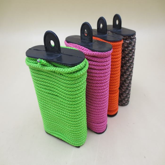 braided polypropylene packing rope