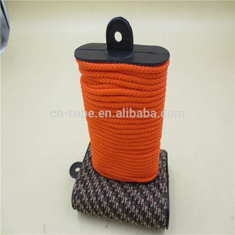 Wholesale pp braided utility rope, tent, walmart