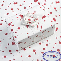 Luxury New Design Clear Wrapping Paper Roll 2013 Hot Sale
