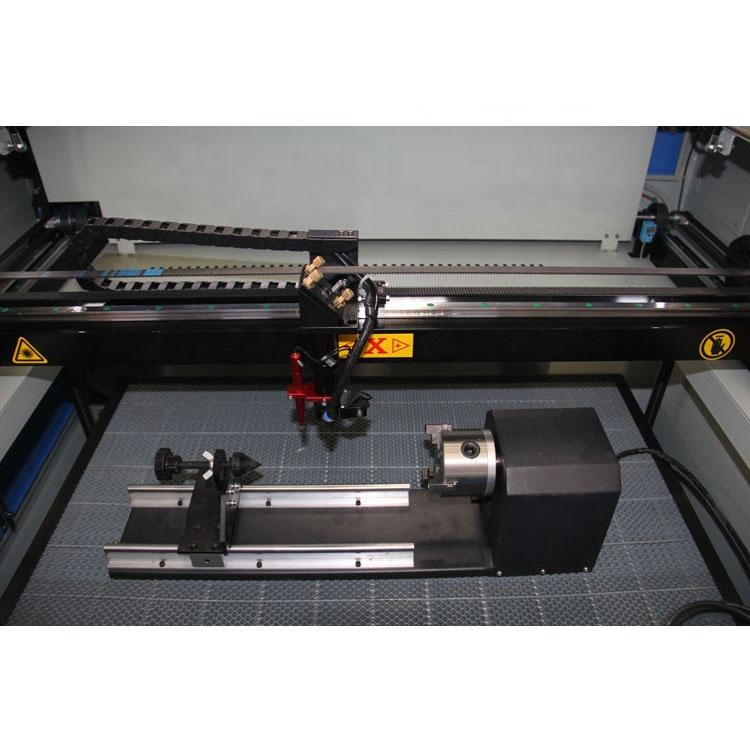 Rotary Device For Laser Cutting Engraving Machine
