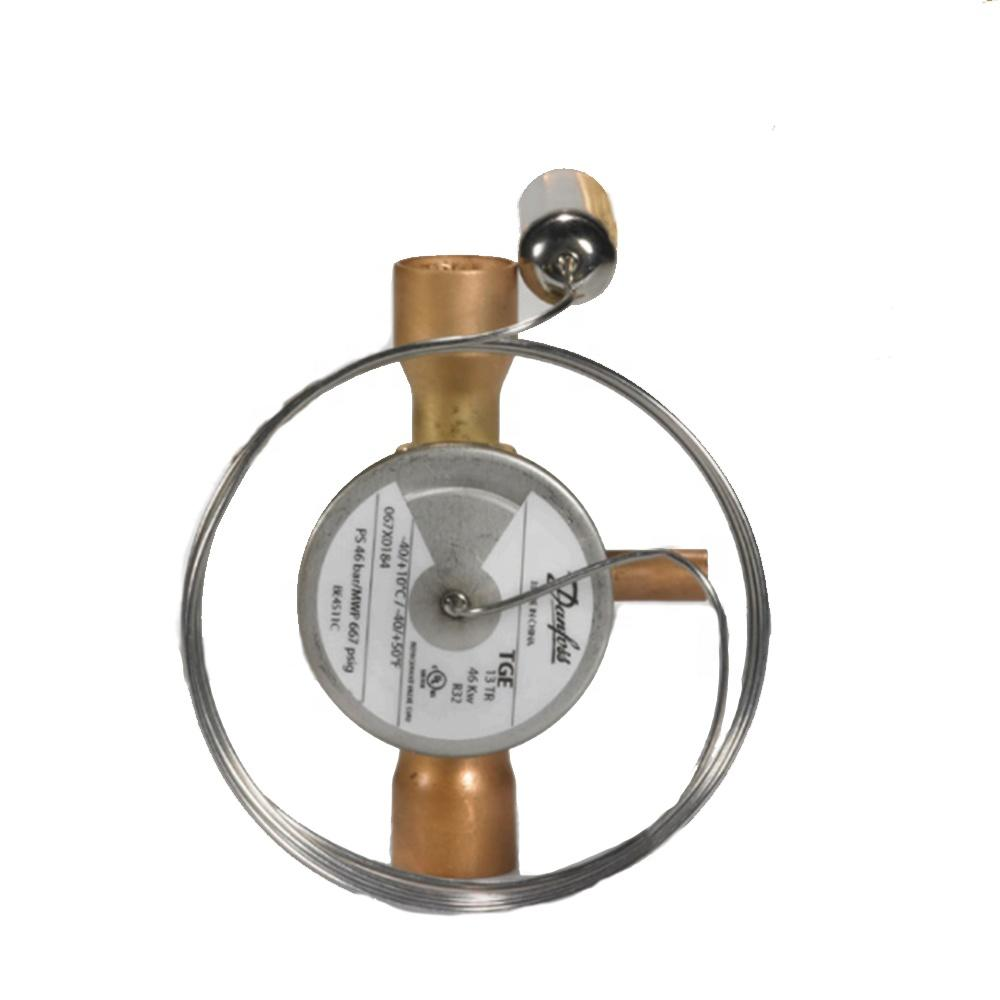Factory Price TGE Thermostatic Expansion Valve For Refrigeration Accessories