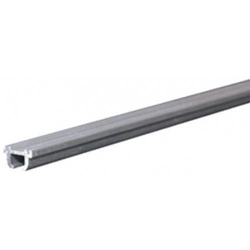 Aluminium curtain track for roller blinds